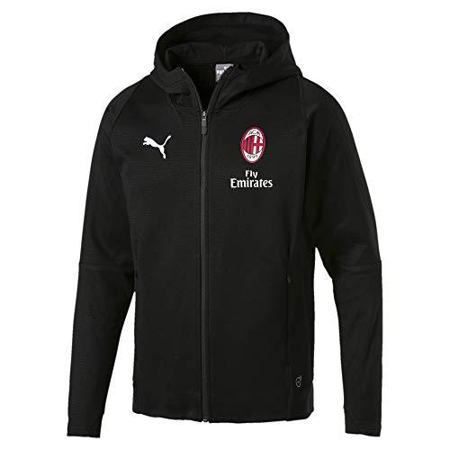 Puma AC Milan Giacca Ufficiale con Cappuccio 2018/19-754472 04